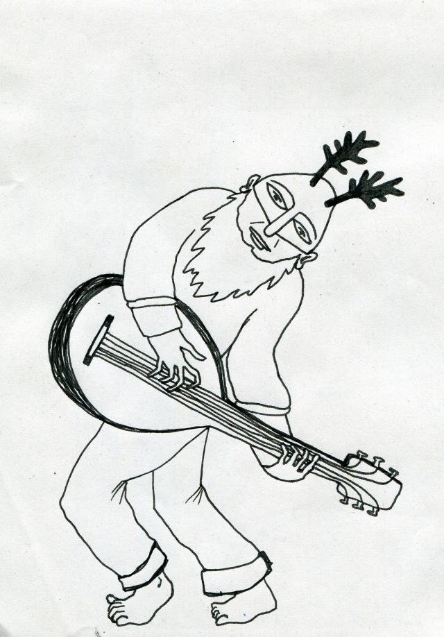 guitariste chaporenne