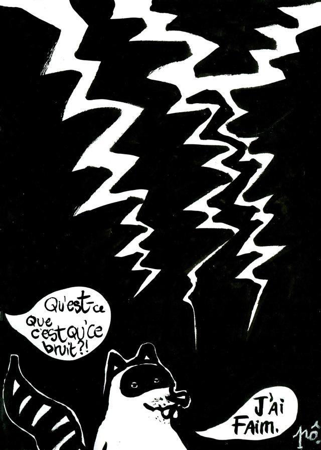 1tonerre noir