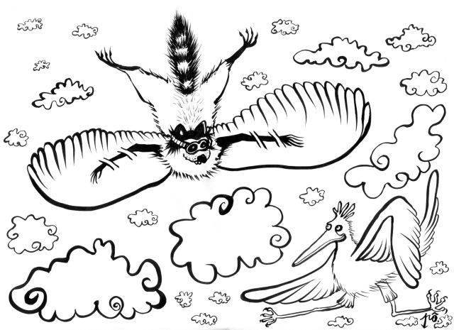 raton-volant