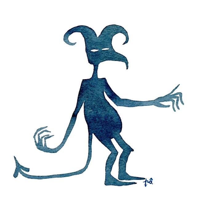 diable bleugrisnuit ret