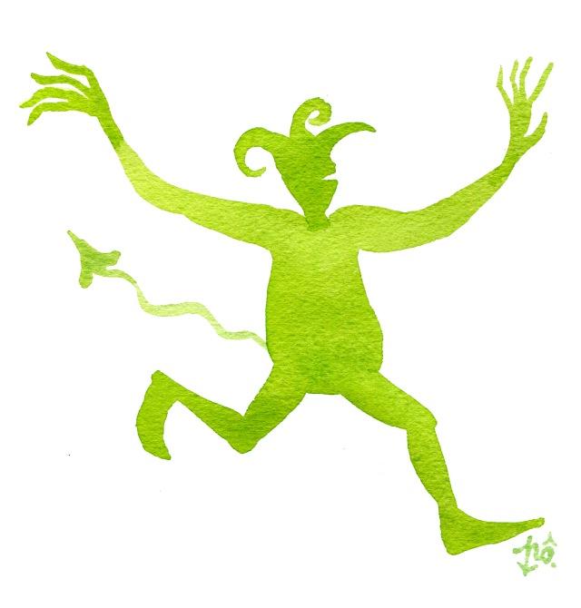diable vert courtoujours